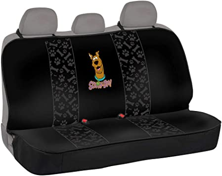 Scooby Doo Universal Pet Seat Cover Complete Waterproof Set for Front /& Rear