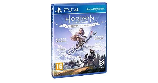 Horizon Zero Dawn - Complete Edition - PlayStation 4 [Importación ...