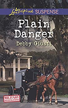 Mills & Boon : Plain Danger (Military Investigations) by [Giusti, Debby]