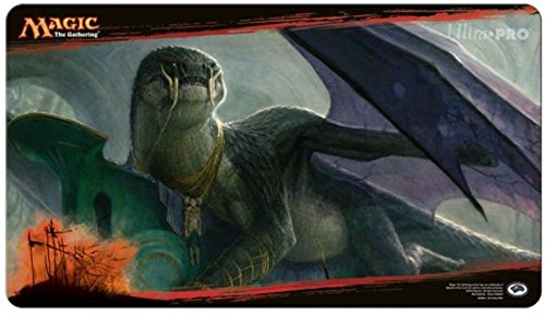 Magic: the Gathering - Dragons of Tarkir - Dragonlord Silumgar Playmat