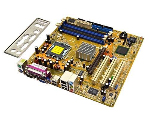 uATX 865G/ICH5 LGA775 AGP - Agp Motherboard Asus