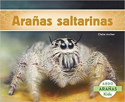 Araanas Saltarinas (Aranas)