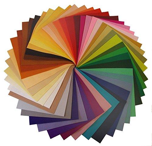 "100/% Merino Wool Craft Felt BLACK 8/"" x 12/"" sheet"