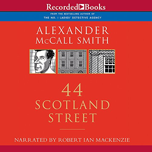 44 Scotland Street by Brand: Recorded Books