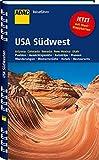 ADAC Reiseführer USA Südwest: Arizona Colorado Nevada New Mexico Utah