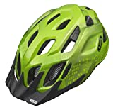 ABUS MountX Children's Cycling Helmet - Green, M [Sports]