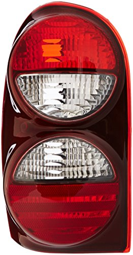 TYC 11-5886-91-1 Replacement Left Tail Lamp (JEEP LIBERTY) ()