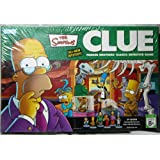 Clue Simpsons All New Mystery 3rd Edition