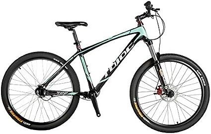 TDJDC Leader400 Bicicleta DE 26 Pulgadas sin Cadena, Transmisión ...