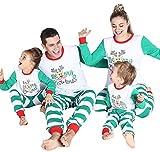 Best Christmas Family Pajamas - Xmas Family Matching Christmas Pajamas PJs Sets Mom Review