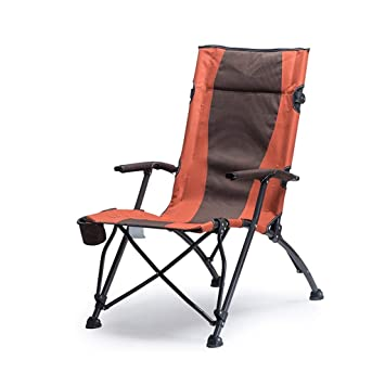 Amazon.com : Folding Rocking Folding Chair Recliner Camping Chair ...