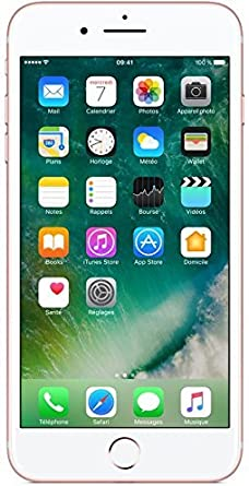 Apple iPhone 7 Plus 32GB - Oro Rosa - Desbloqueado (Reacondicionado)