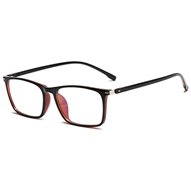 d2bb05ce83 Hipster Optical Eyeglasses Frame for Men Women Myopia Spectacles Eye Frames  Glasses  Amazon.co.uk  Clothing