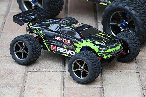 SummitLink e-Revo Mini Body Muddy Monster 1/16 7012 Shell Cover 1:16 (Body Only)