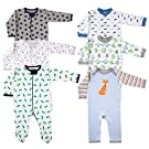 Luvable Friends Boy's Sleep N Play Set, 6-9 Months