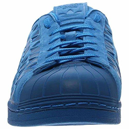 size 40 616fb ef0e0 ... Adidas Originals Chaussure De Skate Superstar Pour Homme Bleu ...