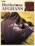 Birthstone Afghans  (Leisure Arts #2826)