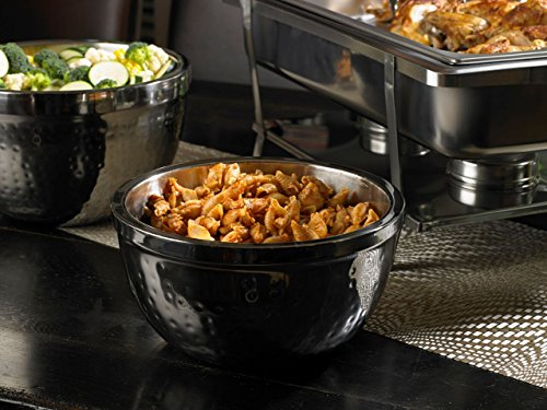 Artisan Insulated, Double-Wall Stainless Steel Serving Bowl, 8-Quart Capacity by Artisan (Image #4)