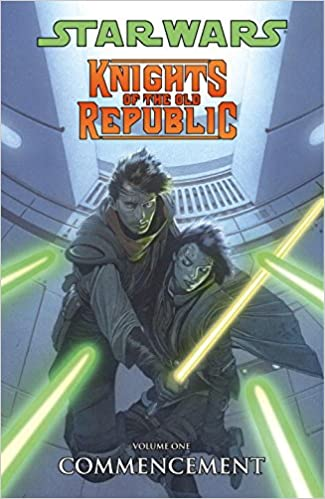 Star Wars Knights Of The Old Republic Volume 1 Commencement Amazon