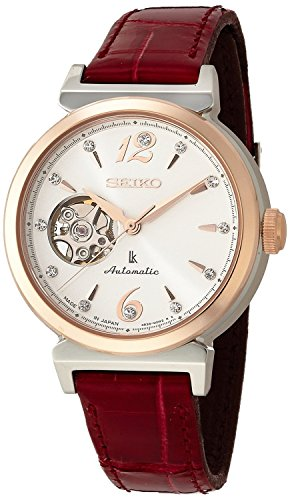 SEIKO LUKIA Mechanical a self-winding watch Sapphire glass 10atm SSVM012 Lady's(Japan Import-No (Seiko Glass)
