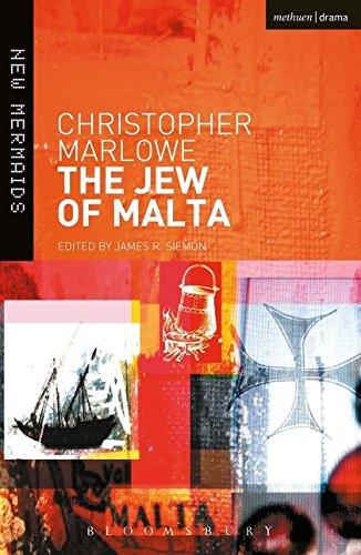 The Jew of Malta (New Mermaids)