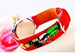red Ben 10 Watch children kids cartoon Watches Band WP@MYA167076R