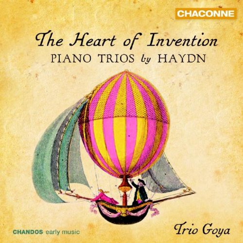 Heart of Invention: Piano Trios By Haydn