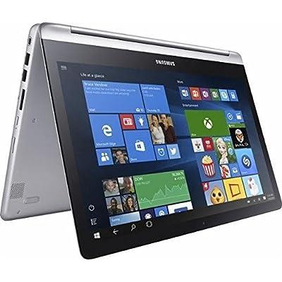 "2017 Samsung Spin 2 -in-1 15.6"" Full HD Touchscreen Gaming Laptop, Intel Core i7- 7500U 2.7GHz, 12GB DDR4 RAM, 1TB HDD, NVIDIA GeForce 940MX, Backlit Keyboard, Bluetooth, 802.11ac, HDMI, Windows 10"