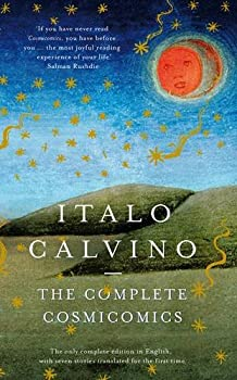 The Complete Cosmicomics by Italo Calvino