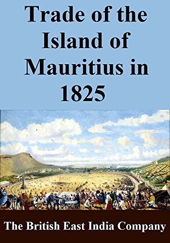 Trade of the Island of Mauritius in 1825