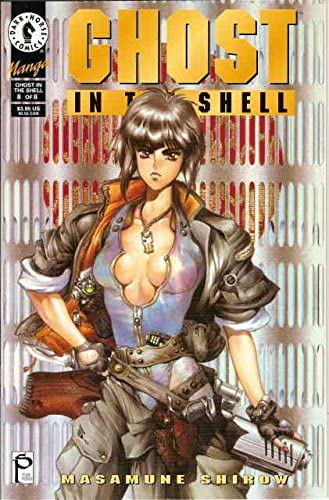 Amazon Com Ghost In The Shell 8 Vf Dark Horse Comic Book Entertainment Collectibles