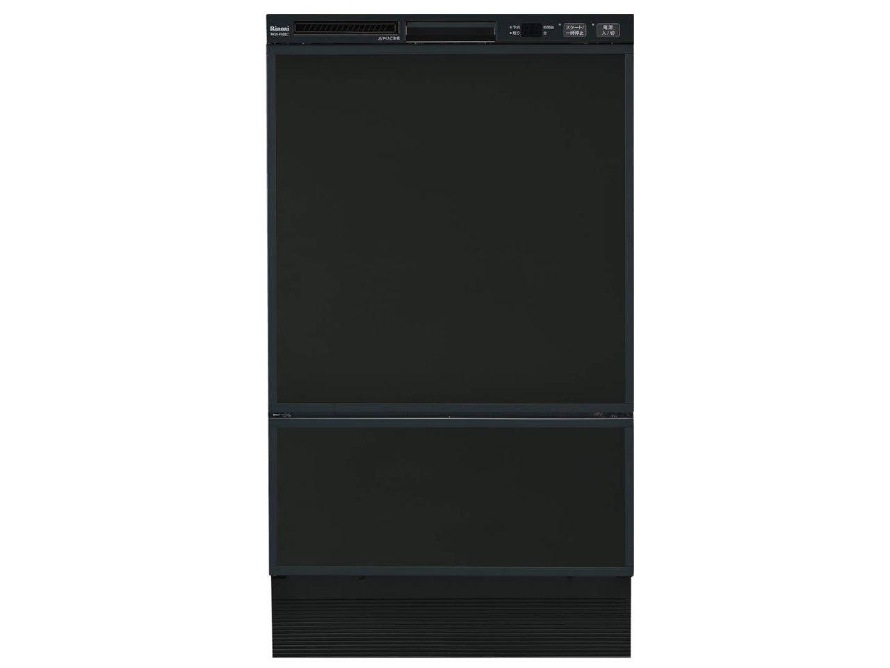 RSW-F402C-B B01NABBNLT ブラック(食器洗い乾燥機) B01NABBNLT, アルファオメガ:a1b2bbf0 --- lembahbougenville.com