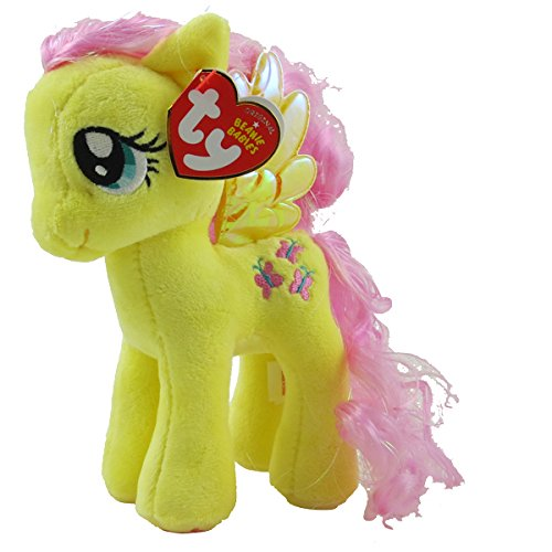 TY Beanie Babies - Fluttershy with Glitter -