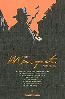 Tout Maigret - Omnibus 02 par Simenon