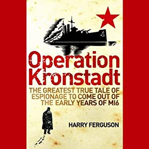 Operation Kronstadt Audiobook