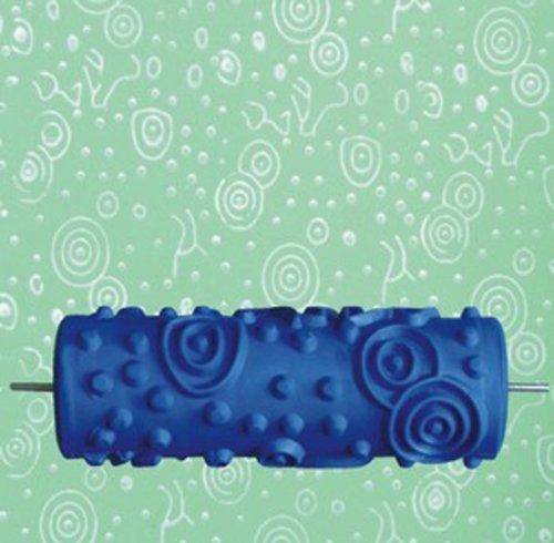 3 opinioni per 15cm Rullo Per Pittura Vernice Modello Cerchio E Puntini Paint Roller