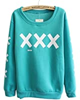 Forever Women's Long Sleeves Baggy Style Oversize Sweater