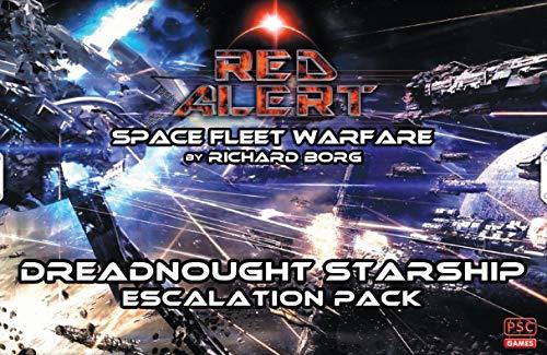 [해외]빨간색 경고: 공포에 게 우주선 에스컬레이션 팩 플라스틱 군인 / Red Alert: Dreadnought Starship Escalation Pack Plastic Soldier