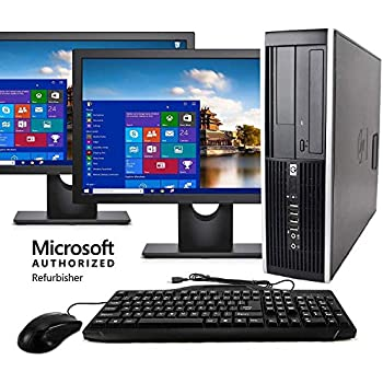 Amazon com: HP Elite 8200 Desktop, Intel Core i5-2400, 3 10 GHz, 2