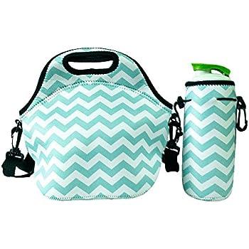 Amazon.com: Amerzam Neoprene Lunch Bags/Lunch