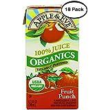 Apple & Eve, Juice Frt Punch 3Pk Org, 200 Ml, (Pack Of 9 X 2)