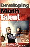 Developing Math Talent, Susan Assouline and Ann Lupkowski-Shoplik, 1593631596