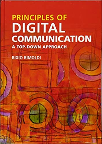 Principles of digital communication a top down approach bixio principles of digital communication a top down approach 1st edition fandeluxe Image collections