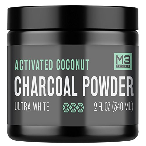 ing Charcoal Powder - All Natural Coconut Activated Charcoal and Bentonite Clay - Highest Quality & 2X Value - Whitening Toothpaste (Coconut Whitening Toothpaste)