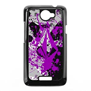 Volcom HTC One X Cell Phone Case Black Y3411378
