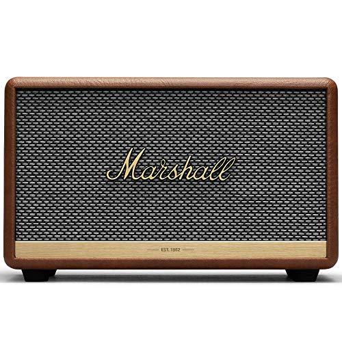 (Marshall ACTONIIBTBRN Acton II Bluetooth Speaker - Brown 1002800 )