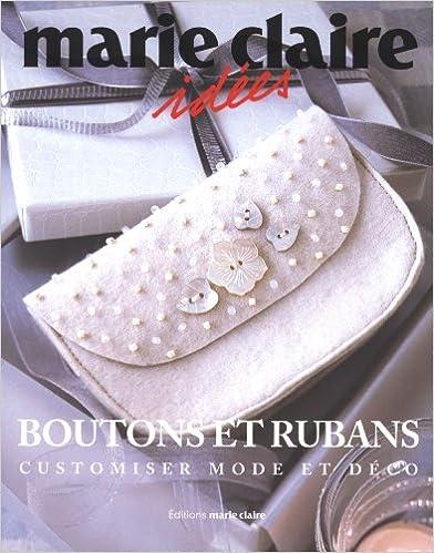 En ligne Boutons et rubans : Customiser mode et déco pdf, epub ebook