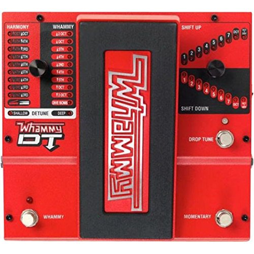 DigiTech Whammydtv-01 DT Drop Tune Guitar Effects Pedal by DigiTech