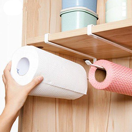 rganizer Bath WC Tissue Holder Cabinet Drawer Bathroom Kitchen Storage Over Door Towel Rack (Slide Rack Cabinet)