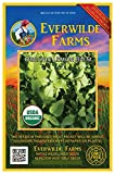 Everwilde Farms - 1000 organic Lemon Balm Herb Seeds - Gold Vault Packet